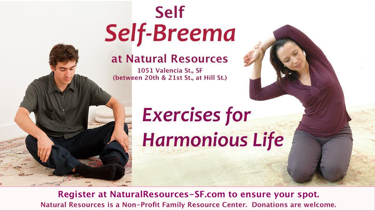 Self-Breema at Natural Resources